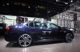 Vauxhall Insignia Grand Sport, Geneva Motor Show 2017
