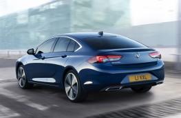 Vauxhall Insignia, 2020, rear