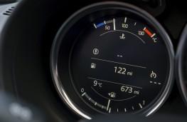 Mazda MX-5 RF, 2017, instruments