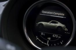 Mazda MX-5 RF, 2017, instruments, roof 2