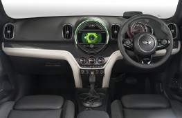 MINI Countryman Cooper S E ALL4, 2017, interior