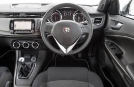 Alfa Romeo Giulietta, interior