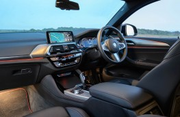 BMW X4 M Sport, interior