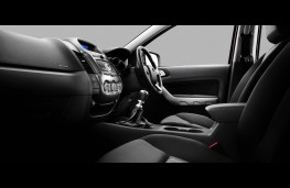 Kia Picanto GT-Line, 2017, interior