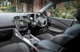 Renault Kadjar, interior