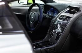 Aston Martin Vantage GT8, interior