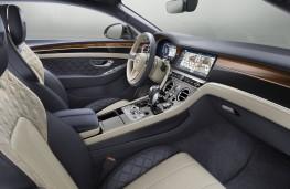 Bentley Continental GT, 2017, interior