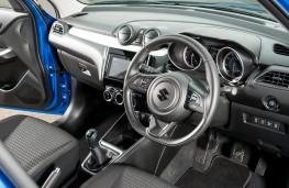 Suzuki Swift 4x4, 2017, interior