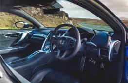 Honda NSX, interior