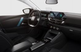 Citroen C4, 2020, interior