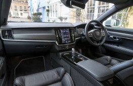 Volvo S90 Recharge T8, 2021, interior