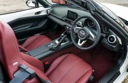 Mazda MX-5 100th Anniversary, interior