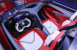 MG Cyberster, 2021, interior