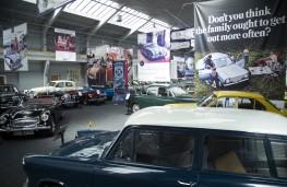 Great British Car Journey, 2021, general view, interior
