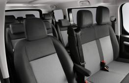 Citroen SpaceTourer, seats