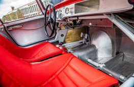 Volvo, car interior
