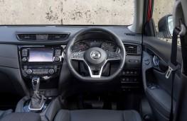 Nissan X-Trail, interior