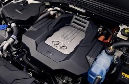 Hyundai Ioniq Electric, 2019, motor