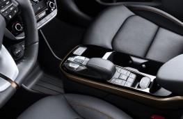Hyundai Ioniq EV, console