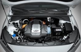 Hyundai Ioniq EV, electric motor