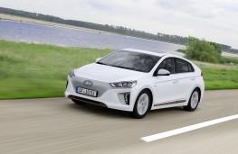 Hyundai Ioniq EV, front
