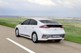 Hyundai Ioniq EV, rear