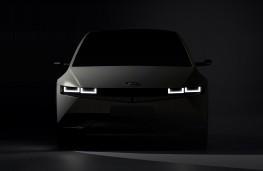Hyundai Ioniq 5, 2021, front