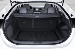 Hyundai Ioniq hybrid, boot
