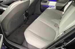 Hyundai Ioniq, rear seats
