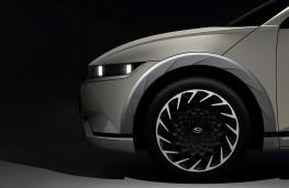 Hyundai Ioniq 5, 2021, wheel