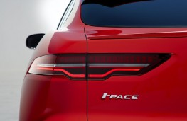 Jaguar I-PACE, 2018, badge