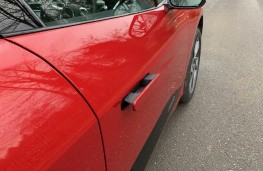 Jaguar I-PACE, 2018, door handle
