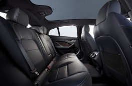 Jaguar I-PACE, 2018, rear seats