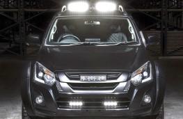 Isuzu D-Max Arctic Trucks Stealth