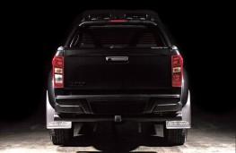 Isuzu D-Max Arctic Trucks Stealth rear