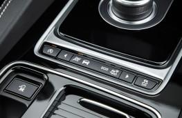 Jaguar F-PACE, drive mode controls