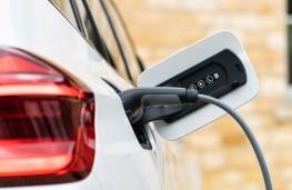 BMW ix, 2020, charging