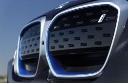 BMW iX3, 2021, grille