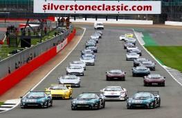 Jaguar XJ220, Silverstone Classic