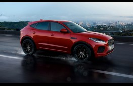 Jaguar E-PACE Black