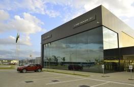 Jaguar Land Rover, Brazil factory