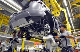 Jaguar Land Rover, Brazil factory, production