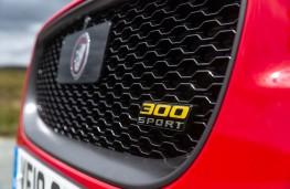 Jaguar XE 300 Sport, 2018, grille