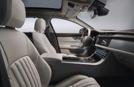 Jaguar XF Sportbrake, 2017, interior