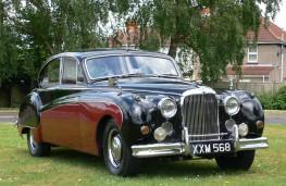 Jaguar Mk IX, 1959