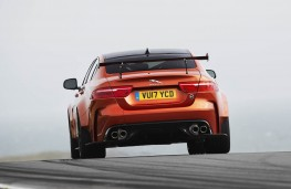 Jaguar XE SV Project 8, rear