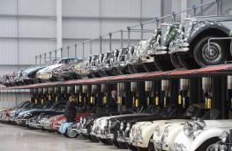 Jaguar Land Rover Classic Works, Jaguars