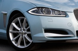 Jaguar XF, wheel
