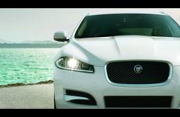 Jaguar XF, face