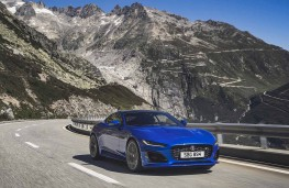Jaguar F-Type Coupe 2020